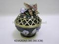 Butterfly jewelry box KEAA2626