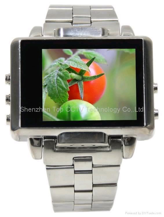 Video Wrist Watch