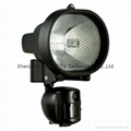 Outdoor Security Camera With Flood Light Motion Activated/2.0Megapixel
