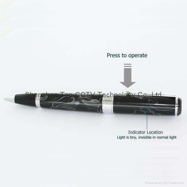 Bluetooth Pen for Wireless spy earpiece 2