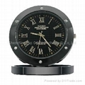 New DVR 520 Spy Camera Clock 640*480 30FPS Grey Color