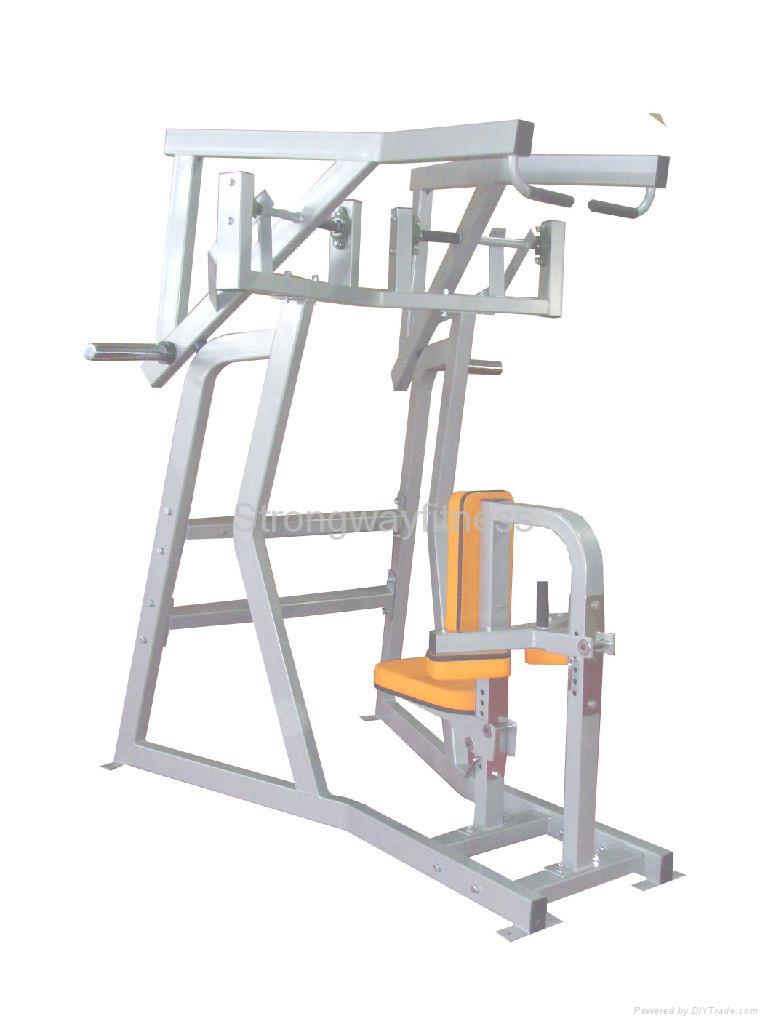 Hammer Strength Row Machine http://www.diytrade.com/china/pd/6482526/Hammer_strength_Gym_equipment_Gym_machine_Iso_Lateral_High_Row_SH02.html