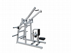 Hammer Strength Machine/Iso-Lateral Wide Pulldown SH27