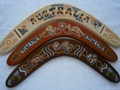 wooden boomerang    5