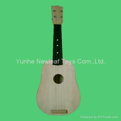 wooden Guitar 1