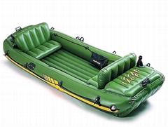 贝贝商贸平底钓鱼船,充气船艇,充气机动艇,全国可货到付款