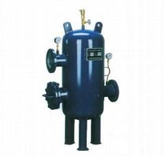 自潔式排氣水處理過濾器