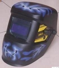 Solar Power Auto Darkening Welding Helmet GYA A103