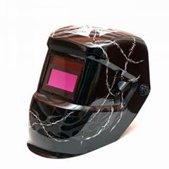 Solar Power Auto Darkening Welding Helmet GYA A002