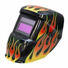 Solar Power Auto Darkening Welding Helmet GYA A005