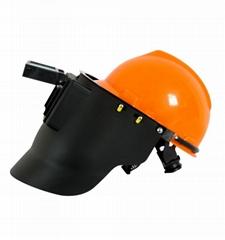Safety ordinary welding helmet (equipped welding glass)PFL3