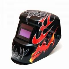 Solar Power Auto-Darkening Welding Helmet GYA A001