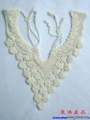 Water soluble / embroidery lace flower fashion