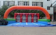 inflatable derby horse race/ inflatable sport game/ inflatable Arena