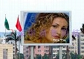 outdoor and indoor led display