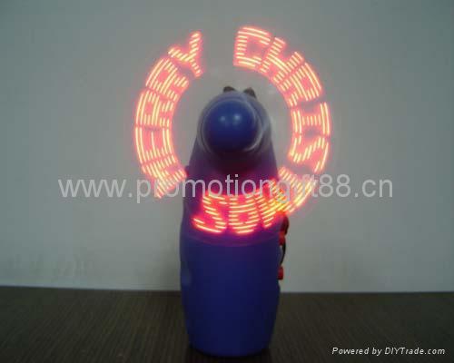 Promotion gift message fan programmable fan china manufacturer promotion gift message fan programmable negle Choice Image