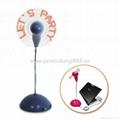 promotion gift   mini fan   flashing fan