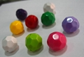 acrylic beads for crutain,necklace