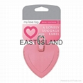 LOVE TAG/HEART SHAPE LUGGAGE TAG