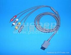 S-AV Cables for Wii