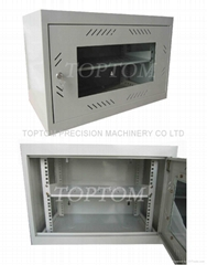 Wall mount cabinet wall mounted rack One layer wall mounted cabinet