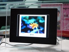 2.4inch digital photo frame