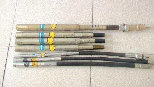 Concrete Hose Suppliers : Concrete vibrator flexible shaft rubber hose