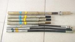 concrete vibrator,flexible shaft,rubber hose,hose assemblies