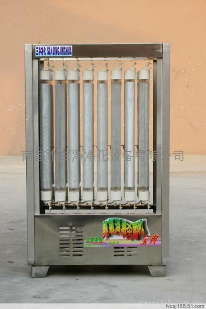内置式臭氧发生器 1
