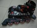 塑钢溜冰鞋