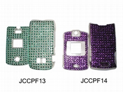 crystal cellphone cover