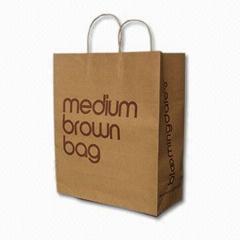 Kraft Paper Bag (HBKR-004)