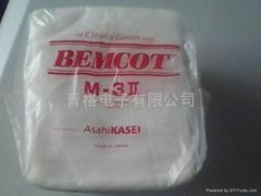 原裝進口日本旭化成M-3無塵紙/BEMCOT M-3II
