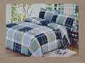 100% Mirco Polyester Printed Bedsheet