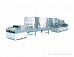 微波食品低温干燥杀菌设备