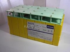 LiFePO4 36V Li-ion battery pack