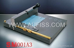 SM001 A3 creasing/scoring/perfing all-in-one machine