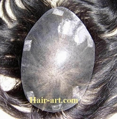 human toupee