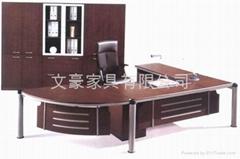 行政办台/办公家具/屏风/办公椅