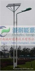 供應河南太陽能路燈CNL007  鄭州太陽能路燈