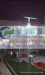 供應河南太陽能庭院燈CNT007   鄭州太陽能庭院燈