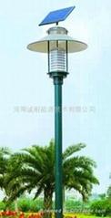 河南太陽能庭院燈