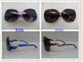 2011 new fashion  plasitc sunglasses