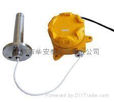 耐高温型可燃气体检测探头
