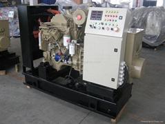 50KVA Marine Genset with Seawater pump Heat Changer