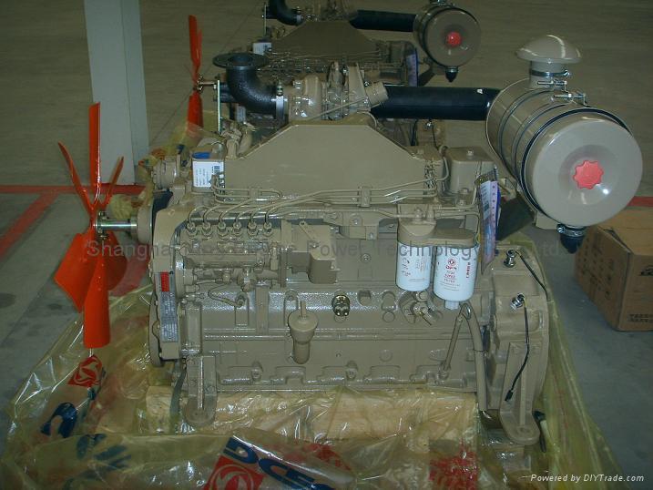 Cummins 4BT/6BT/6CT marine engine (China Trading Company