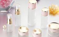 香水瓶蒙砂粉
