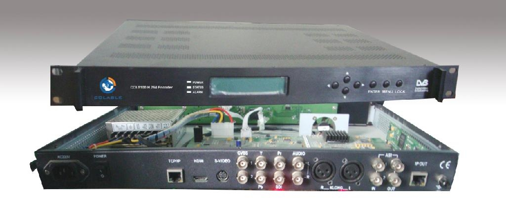 digital tv broadcasting equipment colable colable china