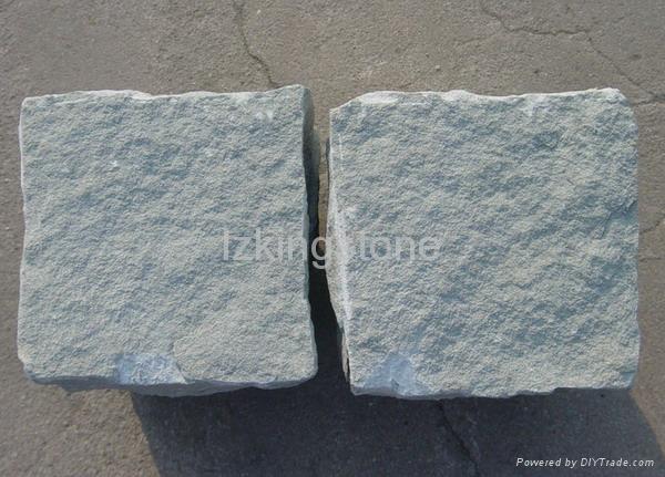 Granite Stone Sandstone : Sandstone cubes lzkingstone china cobble