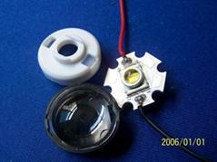 led lens / optical lens / led / lens (HX-CREE-70)